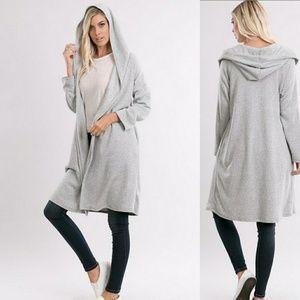 Sweaters - 🌟 New Arrival🌟 Super Soft Fleece Hoodie